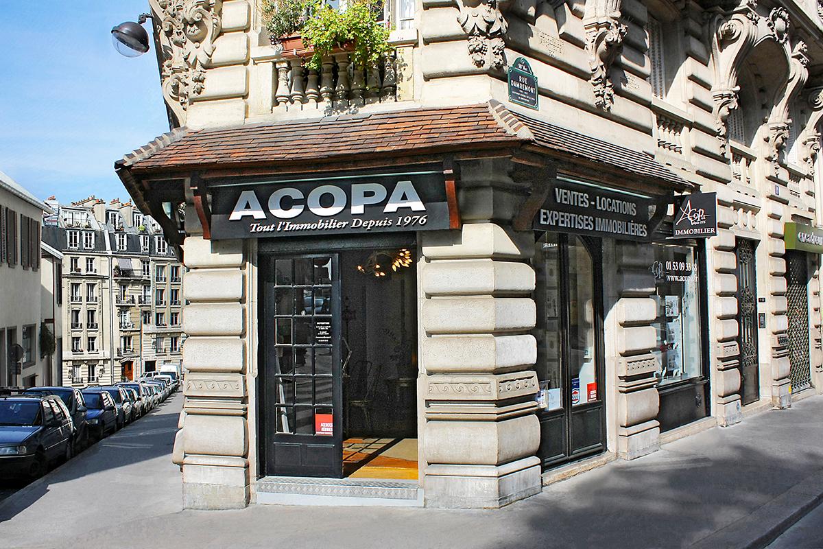 Agence Acopa Damrémont