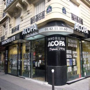 Agence Acopa Ordener